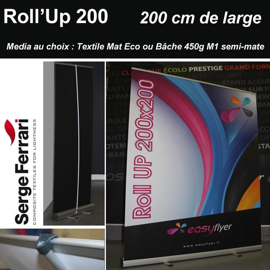 Imprimez votre roll up : est-il vraiment intéressant ?