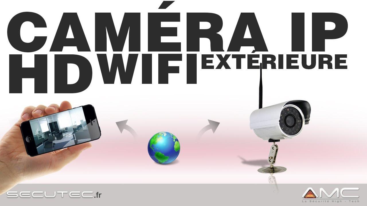 Les raisons de faire confiance à une caméra IP